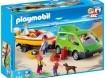 Playmobil 4144 Gezinsauto met Boot