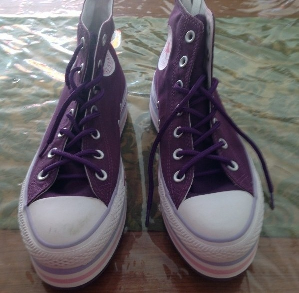 All star converse Chuck Taylor hoog
