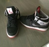 Jordan schoenen maat 40 zo goed als nieuw