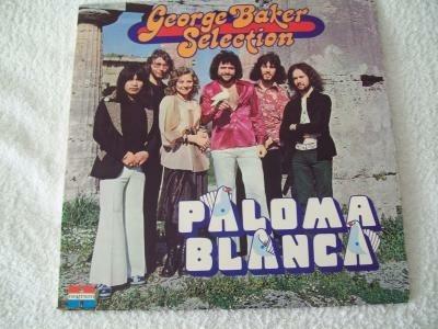 George Baker, 3 LP's