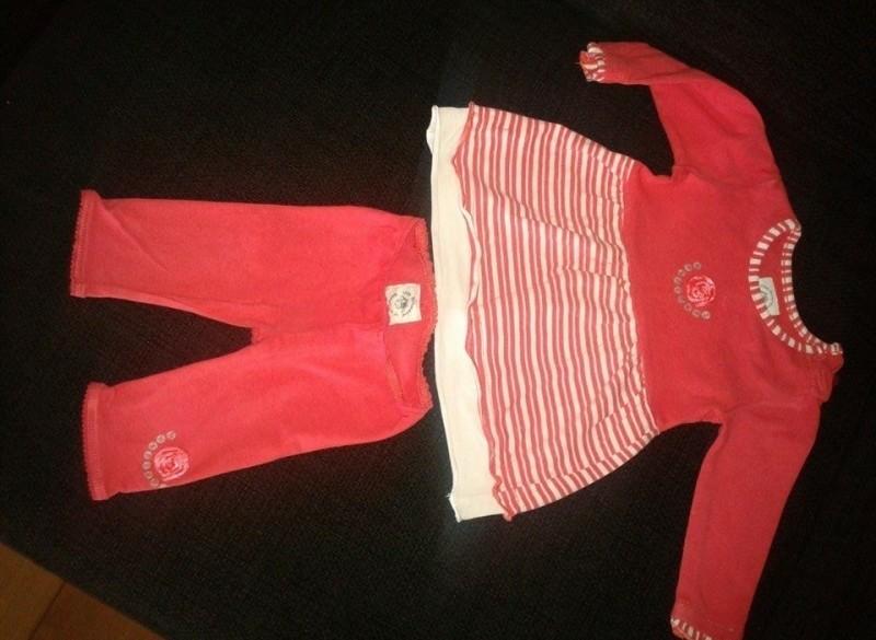 Setjes kleding van merken Lief, Feetje, Bampidano maat 56
