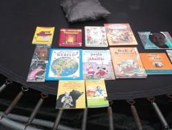 ruim 40 kinderboeken