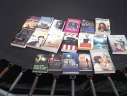 ruim 40 leesboeken