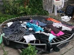 ruim 70 stuks kleding