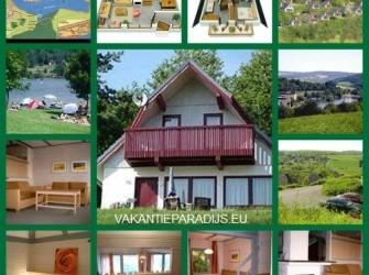 Vakantiehuis VAKANTIEPARADIJS Kirchheim Duitsland