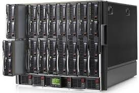 HP Enclosure2x Xeon QC 3.00Ghz, 2x HP 144GB,16GB