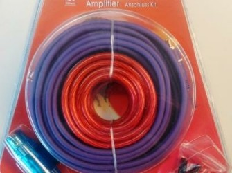 amplifier aansluitkit 10qmm