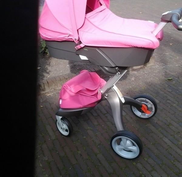 Stokke Xplory Ltd Edition roze