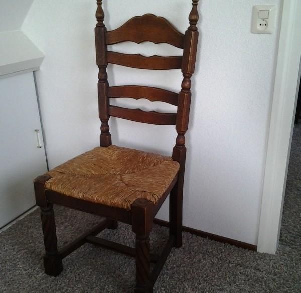 6 stoelen te koop