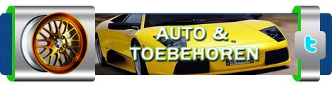 Banner promo Auto en Toebehoren