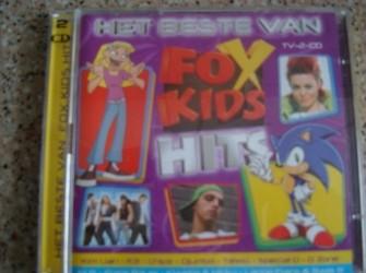 kinder muziek cd's