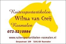 Wilma van Creij Ruitersportartikele