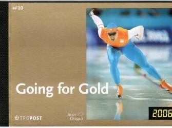 Prestigeboekje 10: Going for Gold – NVPH PR10