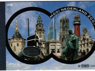 Prestigeboekje 18: Mooi Nederland 2007 – NVPH PR18