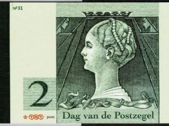 Prboekje 31: Dag van de Postzegel 2010 – NVPH PR31