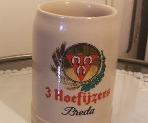 """Te Koop Bierpul van """"3 Hoefijzers"""""""