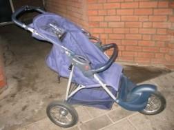 wandelwagen driewieler