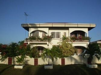 vakantie woningen in Suriname nickerie