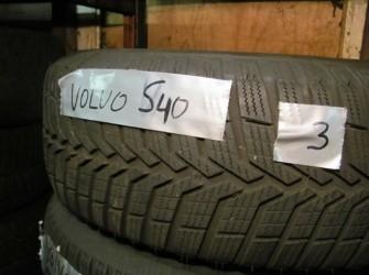 Winterbanden op velg, Volvo S40
