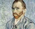 Foto Poster zelfportret Vincent van Go...