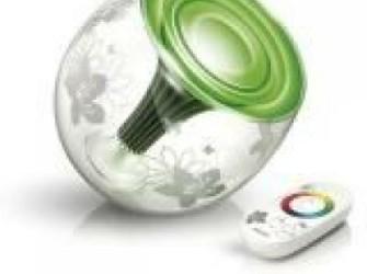 LivingColors LED lampen Philips