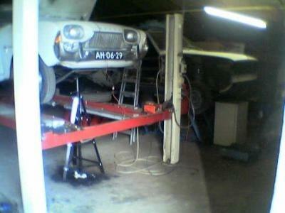 ford taunus P3 17 m BJ 1961
