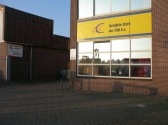 hydrauliek pneumatiek fittingen  Den Helder