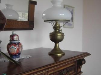 staande olie lamp