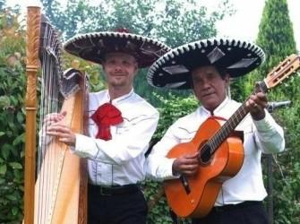 LOS MAYAS! Mexicaanse en Spaanse muziek.