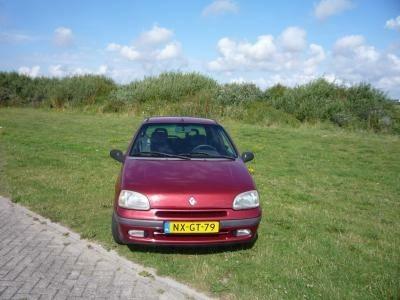 Renault Clio 1.2 mexx