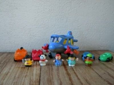 Littlepeople van FisherPrice