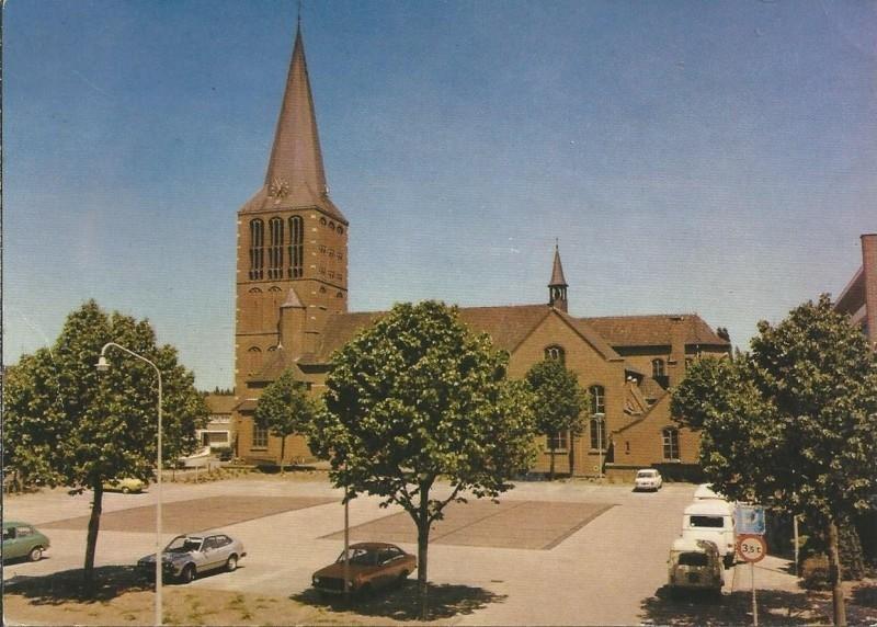 Sevenum Gemeente Horst. Rooms Katholieke Kerk