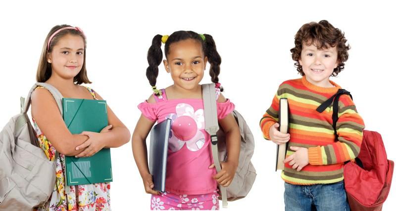 Koopplein wenst alle kinderen heel veel succes!