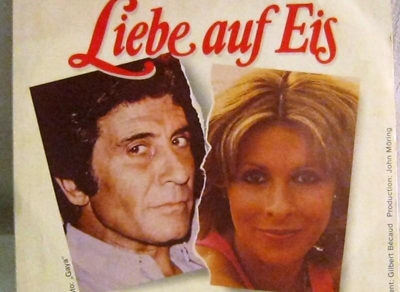 Gilbert Bécaud-Ireen Sheer,Liebe Auf Eis,1981,nst,D(p)