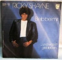 Ricky Shayne,Bleib Bei Mir,Philips6005136,1981,D(p)nst
