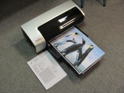 HP Photosmart Pro B8350 printer