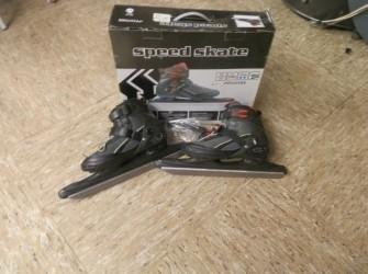 Speed skate schaatsen
