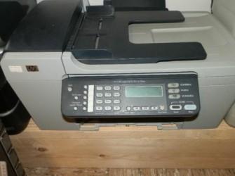Hp 5610 all in one printer Pandjeshuis Harlingen Friesland