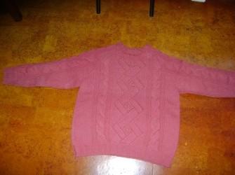handgebreide truien