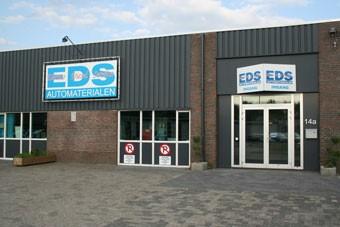 EDS Automaterialen heeft remmendienst in eigen werkplaats