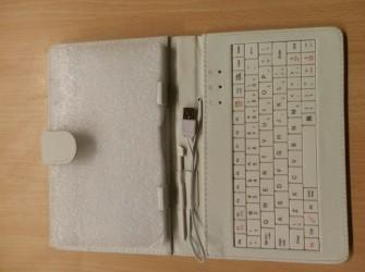 Notebook hoes met toetsenbord