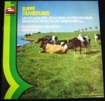 LP F.von Suppé,Overtures,EMI 5C 045-01034,nst,NL(p)