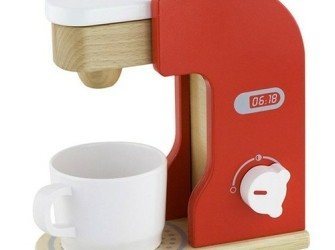 Houten Koffiemachine