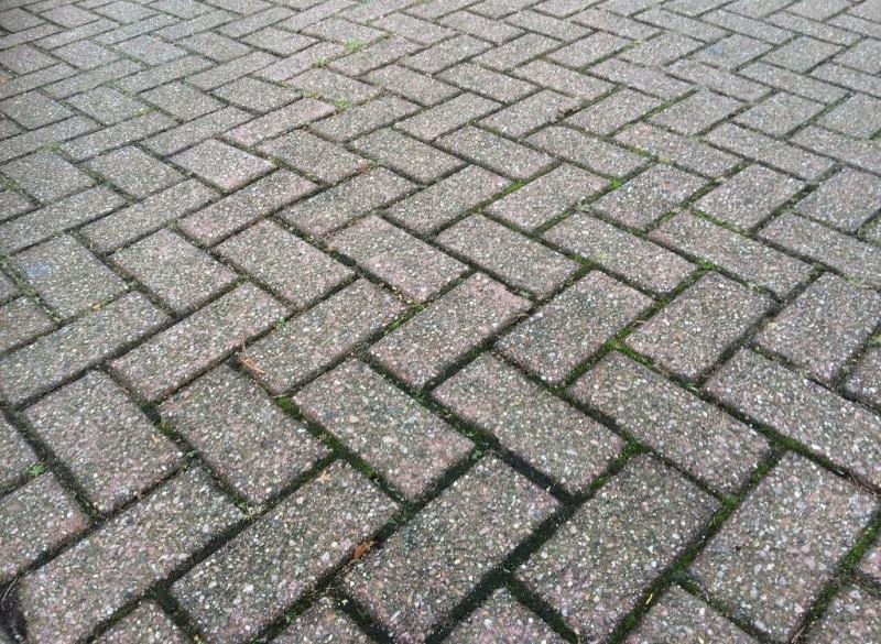 Wonderlijk Goede gebruikte straatstenen, beton klinkers - Amsterdam IO-08