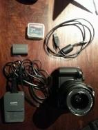 digitale foto camera