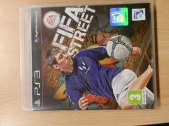 Fifa street ps3 game pandjeshuis harlingen friesland