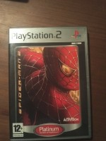 PS2 game Spiderman diversen