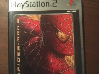 PS2 game Spiderman diversen
