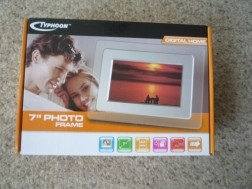 Typhoon Digitaal fotolijstje
