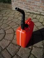 Yerrycan 10 liter voor benzine